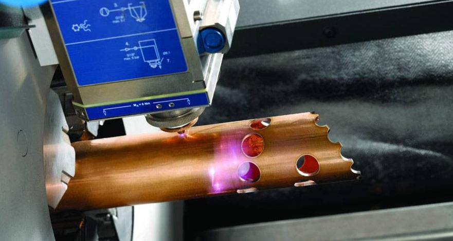 Fiber Laser Tube Brescia - Taglio Fibra Laser