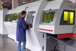 Fiber Laser Tube Machinery – Brescia