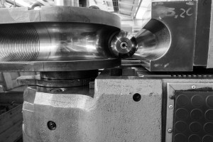 Bending of metal tubolars